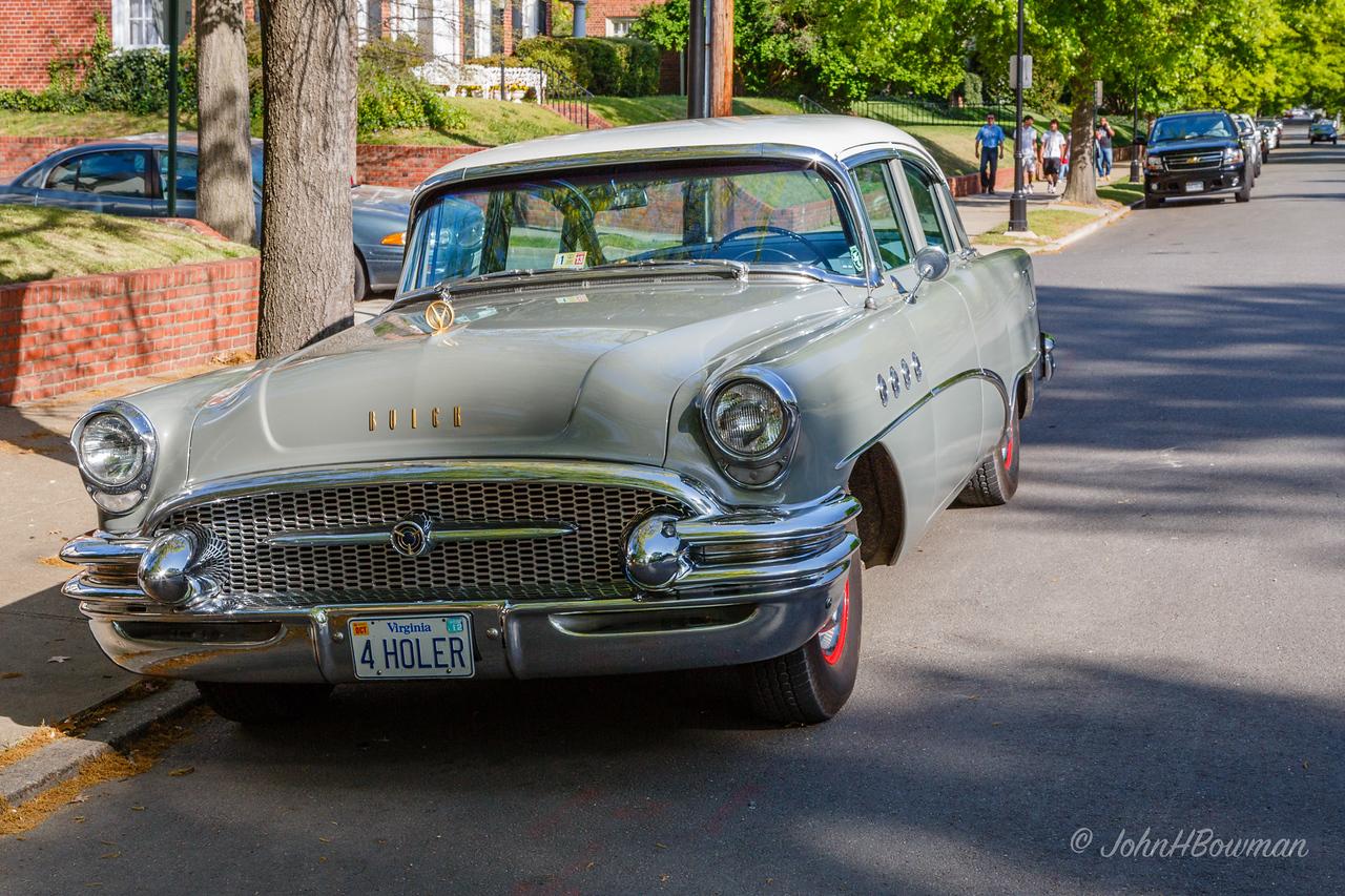 1955 Buick Roadmaster