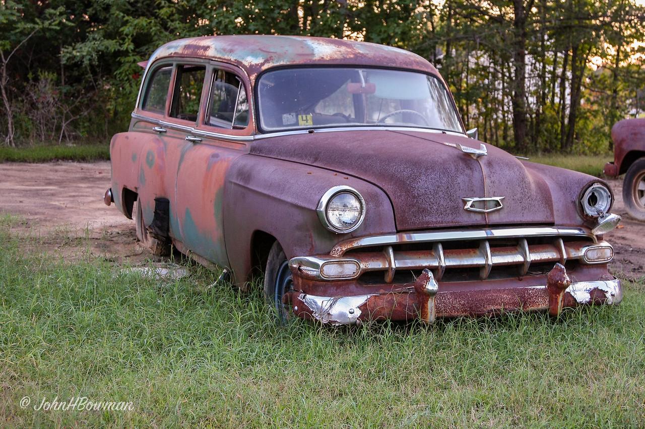 1954 Chevrolet Station Wagon