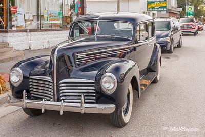 1940 Hudson Sedan