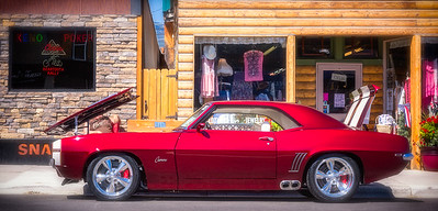 Red Hot Camaro