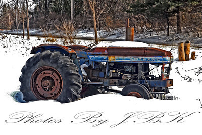 Tractor - NY Route 20