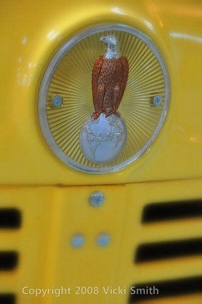 That's the Case logo, the Eagle is displayed throughout the collection