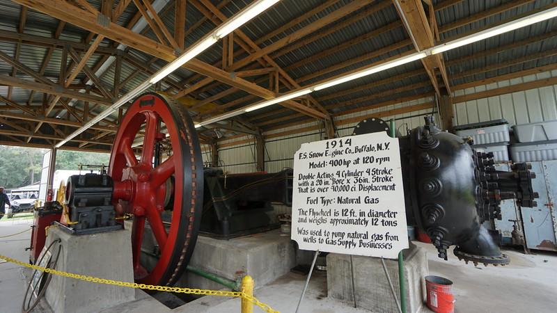 1914 F.S. Snow Engine