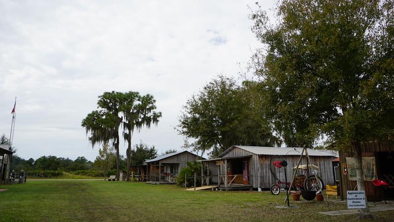 Florida Flywheeler's Village