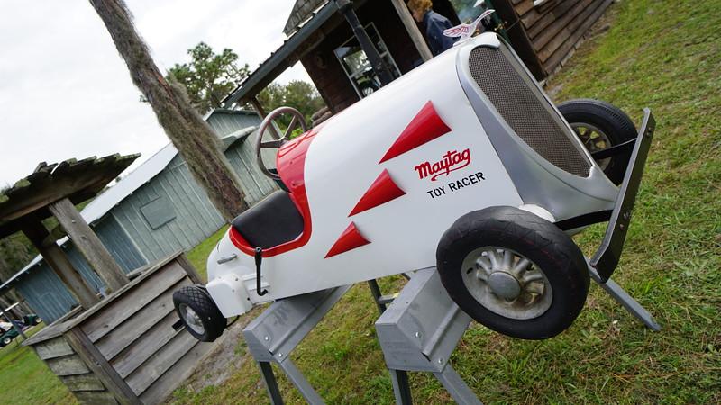 Vintage Maytag Toy Racer
