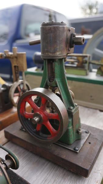 Vintage Small Steam Engine Kit