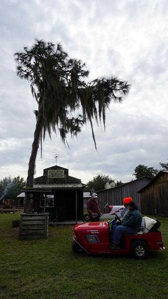 Florida Flywheelers Village Motorcycle Shop