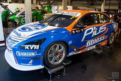 Andre Heimgartner's car