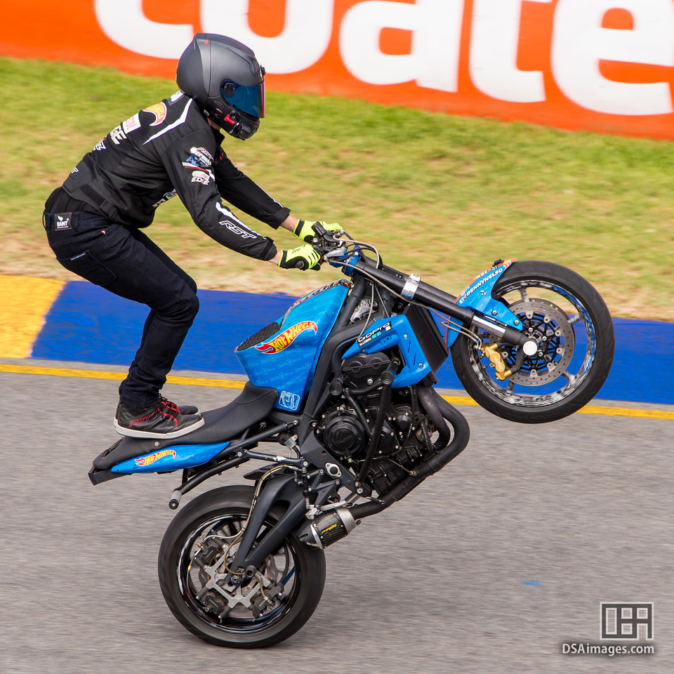 Matt Mingay Stunt Bikes