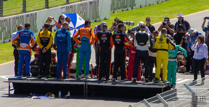 Supercars Driver Photo