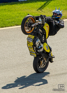 Matt Mingay Stunt Bike