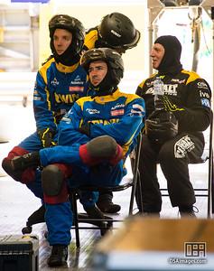 IRWIN Racing pit crew