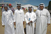 Four gentlemen from Bahrain