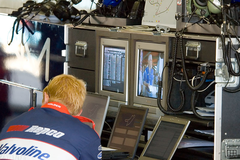 Telemetry screens