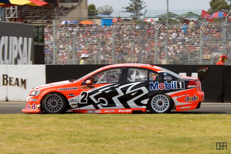 Mark Skaife, of the Holden Racing Team