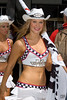 One of the Clipsal 500 Grid Girls