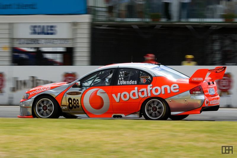 Craig Lowndes, of Team Vodafone