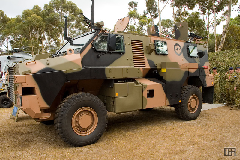 """A """"small"""" Army Vehicle"""