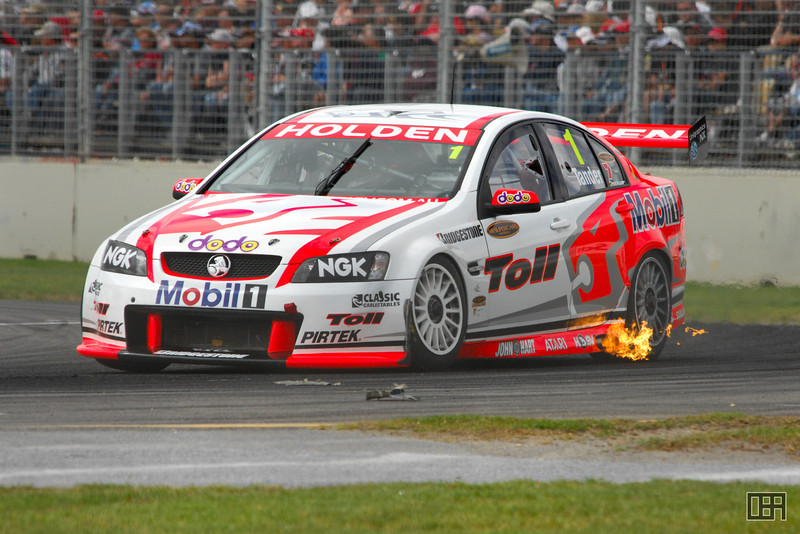 Garth Tander (Holden Racing Team)