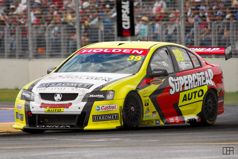 Russell Ingall (Supercheap Auto Racing)