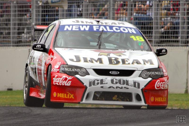 Will Davison (Jim Beam Racing)
