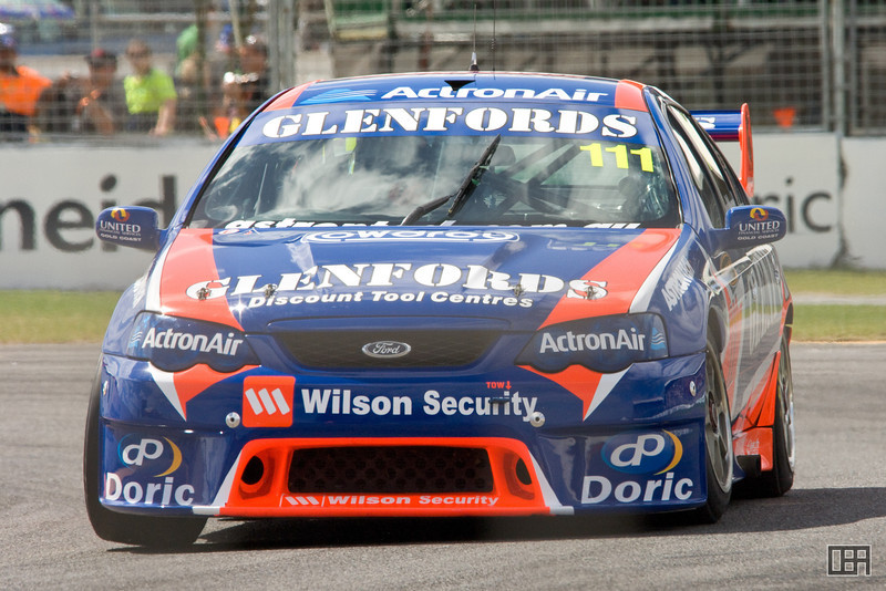 Fabian Coulthard (Glenford's Racing)