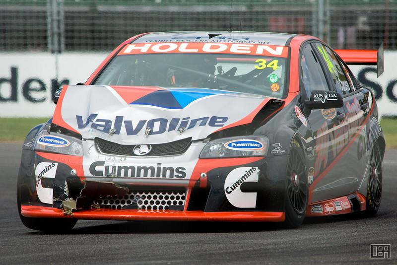 Michael Caruso (Garry Rogers Motorsport)