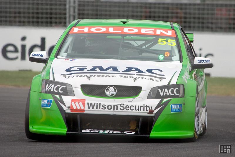 Tony D'Alberto (Rod Nash Racing)
