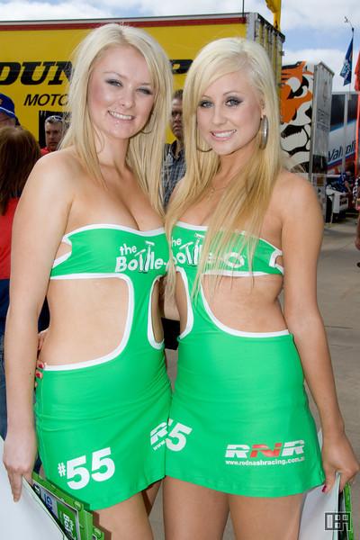 Rod Nash Racing Girls