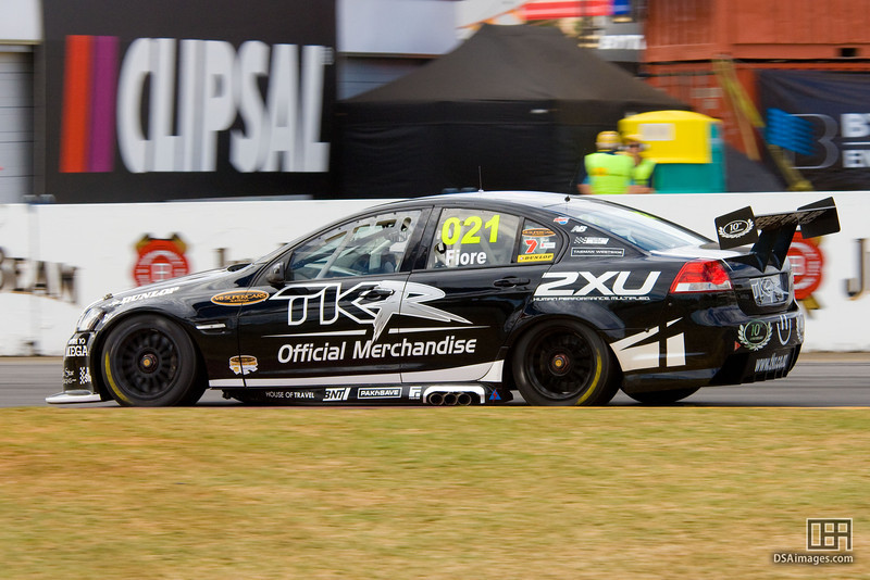 Dean Fiore of Team Kiwi Racing