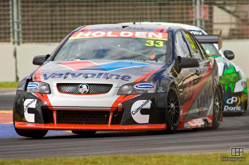 Lee Holdsworth of Garry Rogers Motorsport