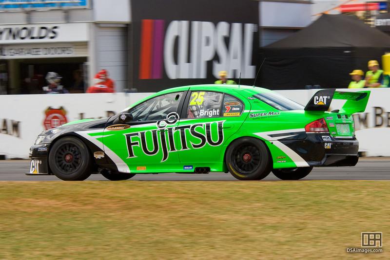 Jason Bright of Britek Motorsport