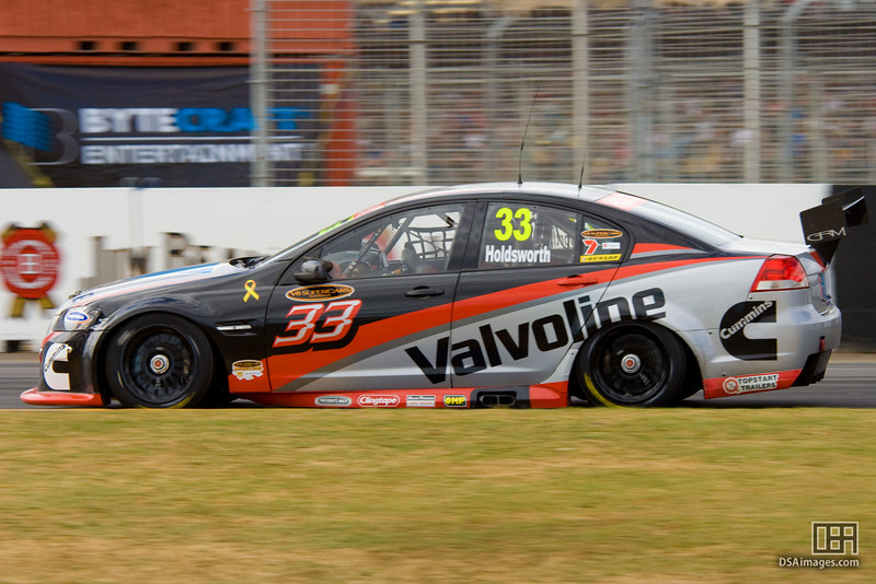 Lee Holdsworth of Garry Rogers Motorsport