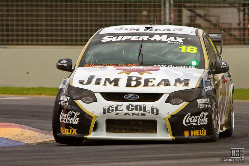 James Courtney of Jim Beam Racing