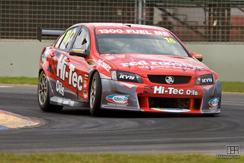 Dale Wood of Hi-Tec Racing