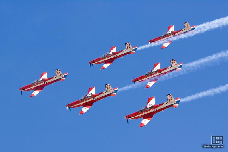 The RAAF Roulettes