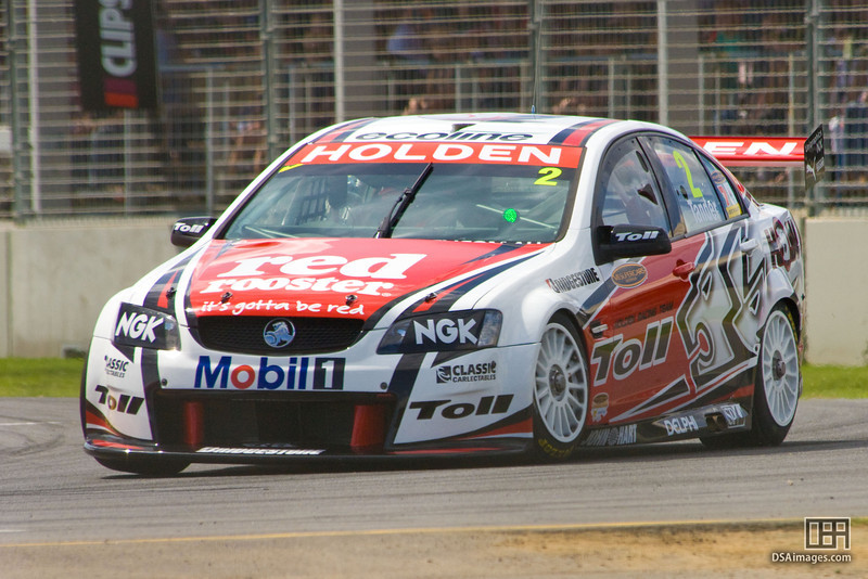 Garth Tander (Toll Holden Racing Team)