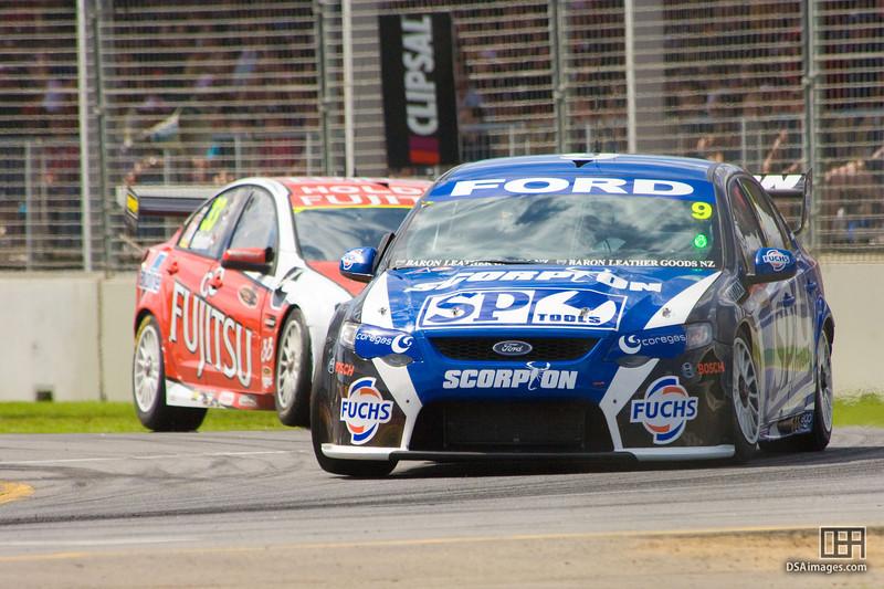 Shane van Gisbergen (SP Tools Racing)
