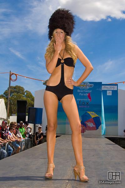 Beachwear parade, by Fox Models