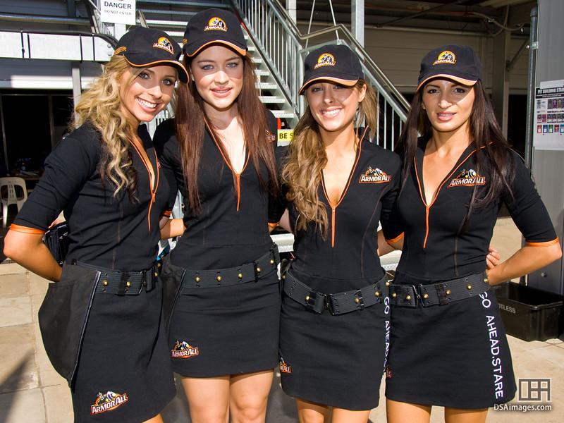 ArmorAll girls