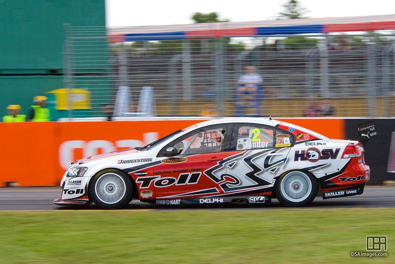 Garth Tander (Toll Holden Racing Team)