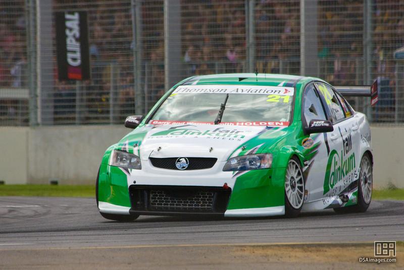 Karl Reindler (Fair Dinkum Sheds Racing)