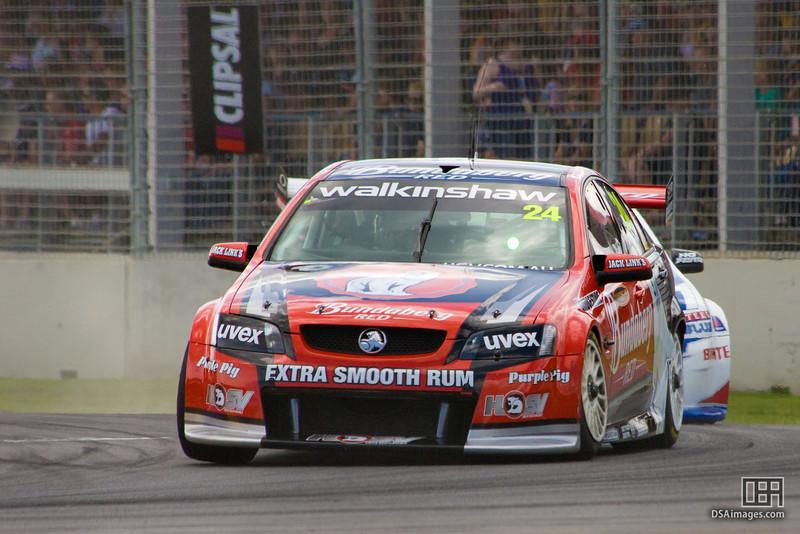 Fabian Coulthard (Bundaberg Red Racing)