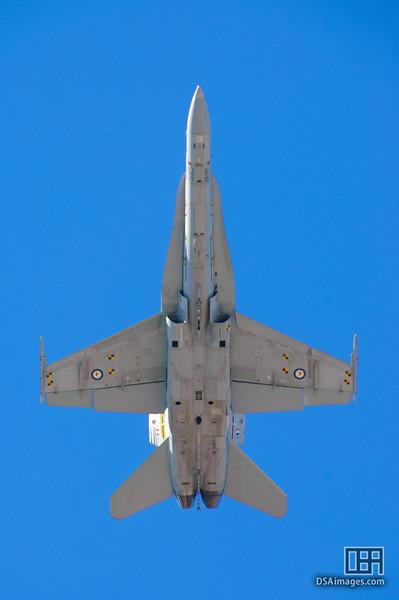 RAAF ARDU FA-18