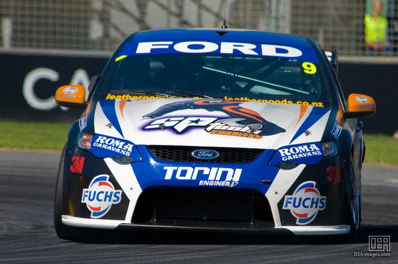Shane Van Gisbergen<br /> of the SP Tools Racing team