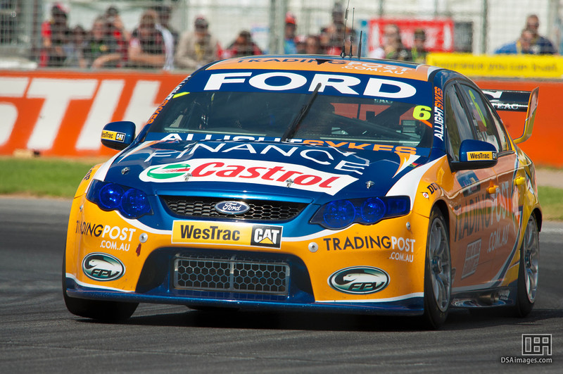 Will Davison<br /> of Ford Performance Racing