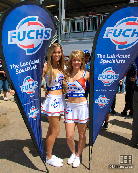 Fuchs Lubricants girls