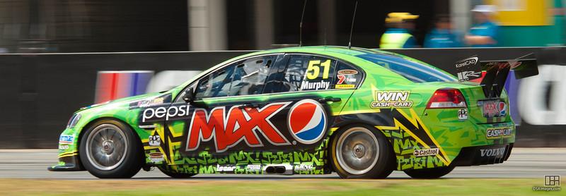 Greg Murphy of Pepsi Max Crew