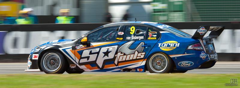Shane van Gisbergen of SP Tools Racing