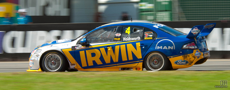 Lee Holdsworth of Irwin Racing